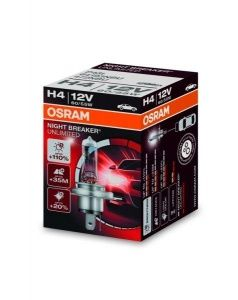 Лампа Osram Night Breaker Unlimited H4 12V- 60/55W (P43t)