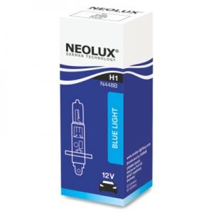 Лампа Neolux Blue Light H1 12V- 55W (P14,5s)