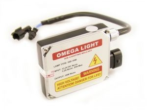Блок DC Omega light 9-16V 35W