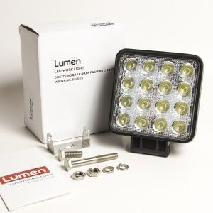 Фара Lumen 48WS Standart Epistar (Flood)