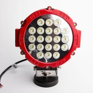 Фара Lumen 63W PRO Slim Epistar Red ( Flood )