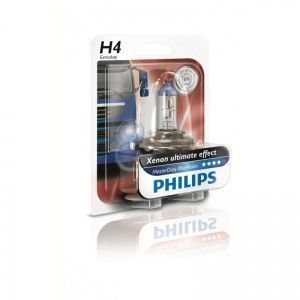 Галогенные лампы H4 Philips Master Duty Blue Vision