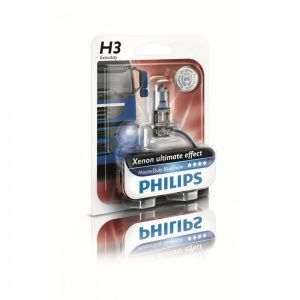 Галогенные лампы H3 Philips Master Duty Blue Vision