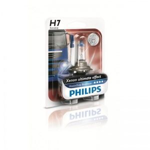 Галогенные лампы H7 Philips Master Duty Blue Vision